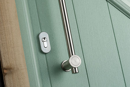 Composite Entrance Door Handle