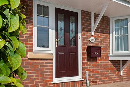 uPVC Front Door Colchester