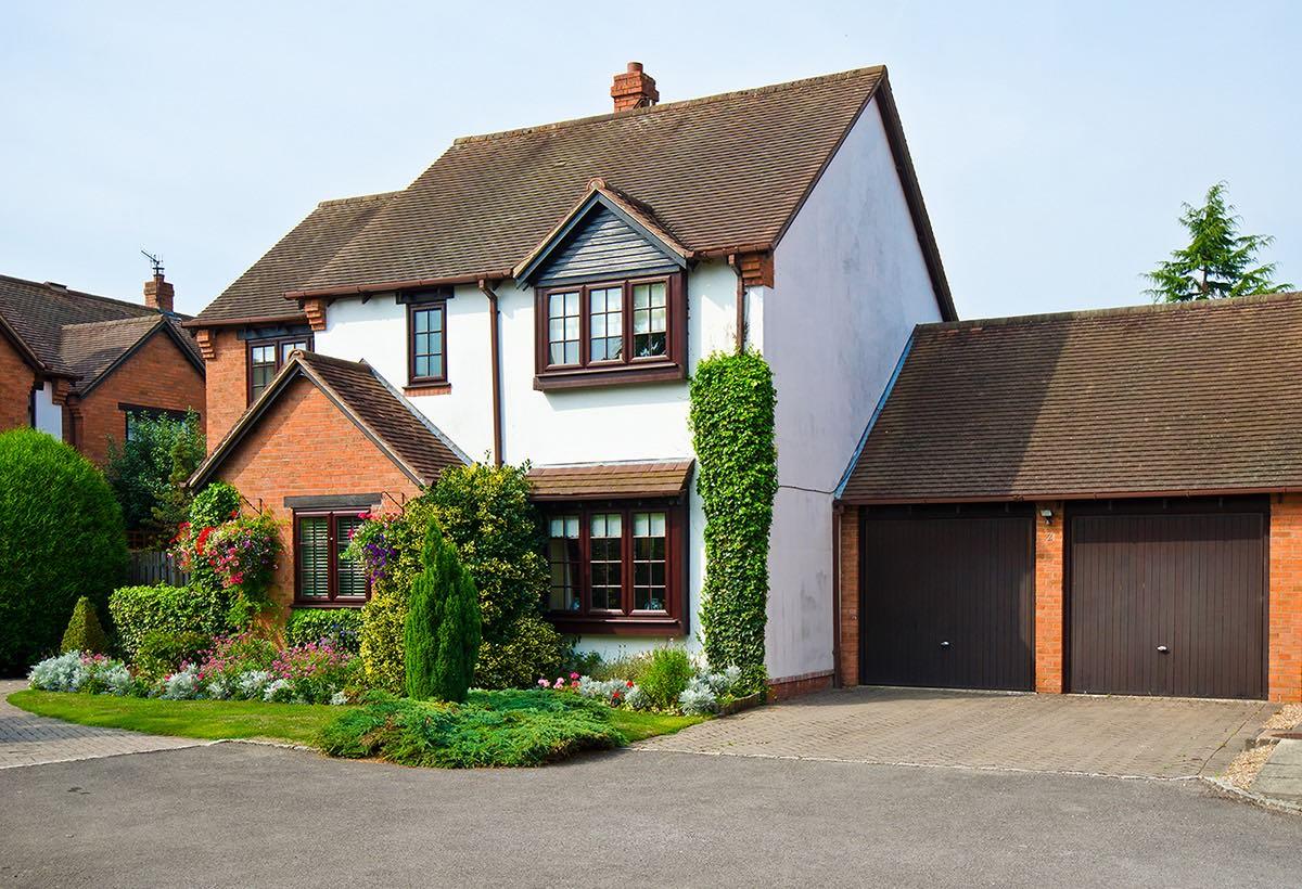 Brown uPVC Windows Colchester Essex